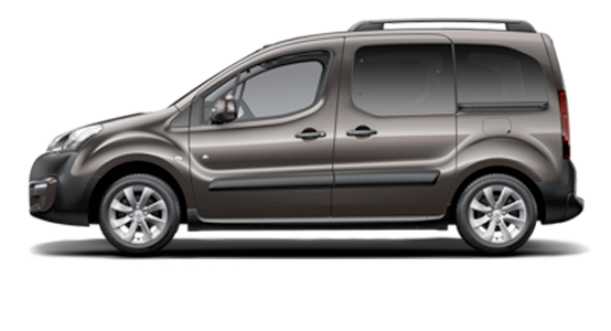 Peugeot Partner Tepee de renting