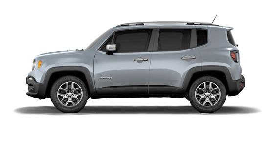 Jeep Renegade de renting