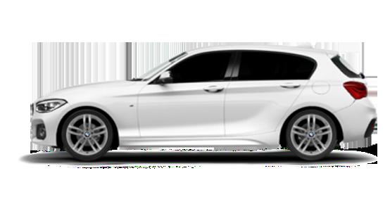 BMW Serie 1 tres puertas de renting