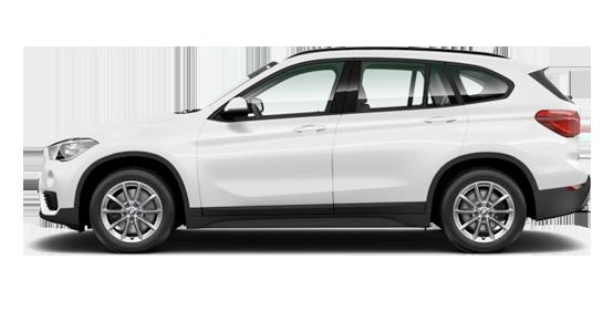 BMW X1 de renting